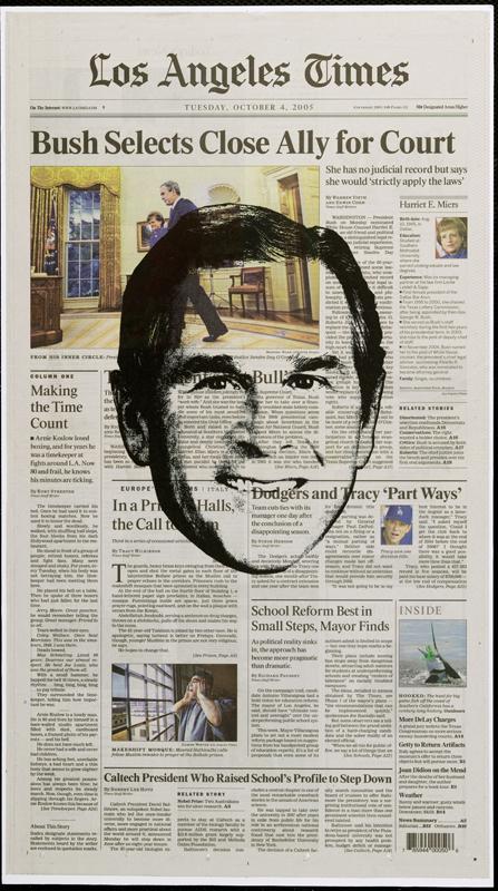 """""""LA Times, October 4, 2005"""""""