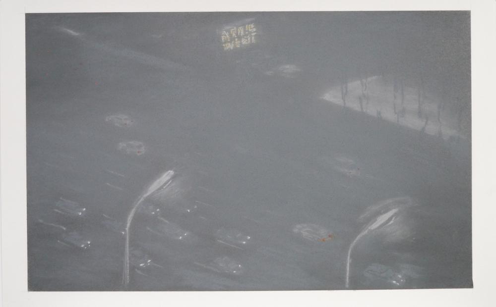 Beijing, Smog Highway