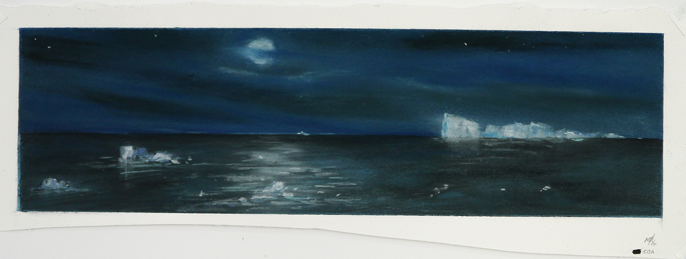 Ice & Oil, Night