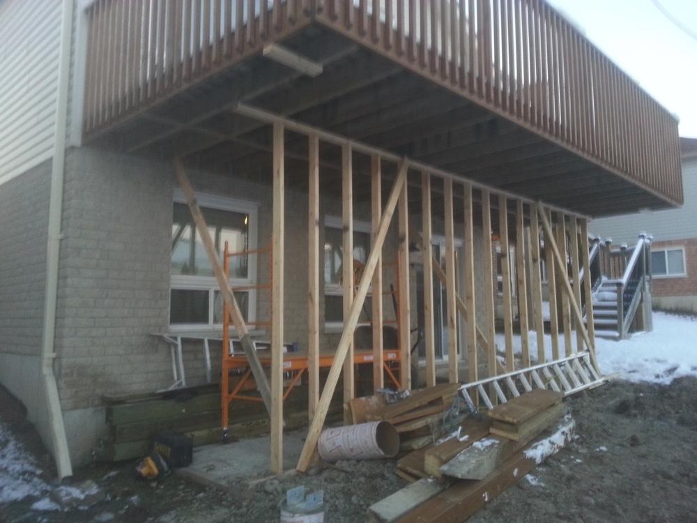 Structural Deck: