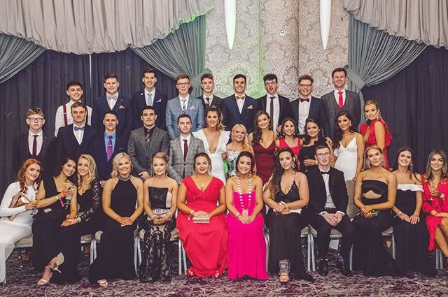 Head over to UCC Comm Soc's Facebook page this evening for the official Comm Ball 2018 photos 📷