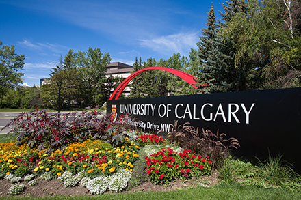 Image credit - University of Calgary