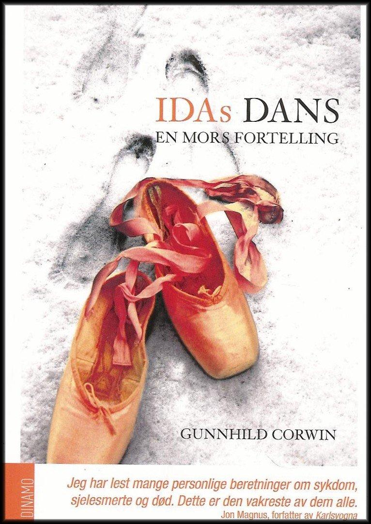 Gunnhilds første bok: om sterke, nydelige Ida.