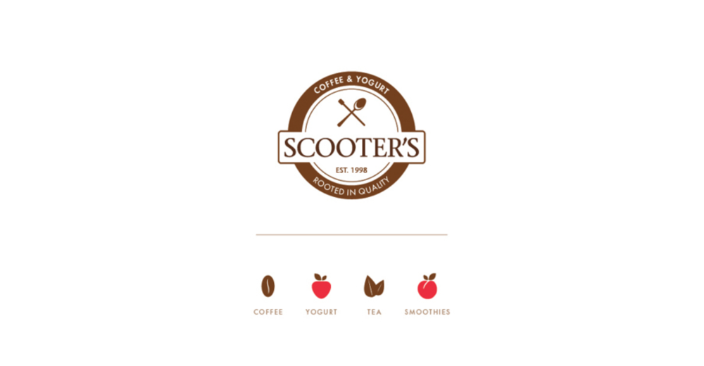Scooter's Logo and Icons