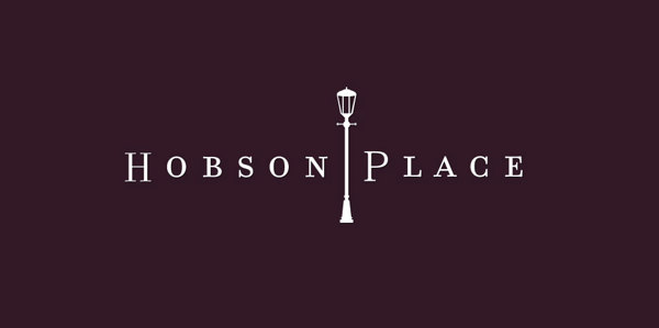 Hobson Place Name and Logo
