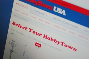 HobbyTown USA Ecommerce Website Strategy and Launch - www.hobbytown.com