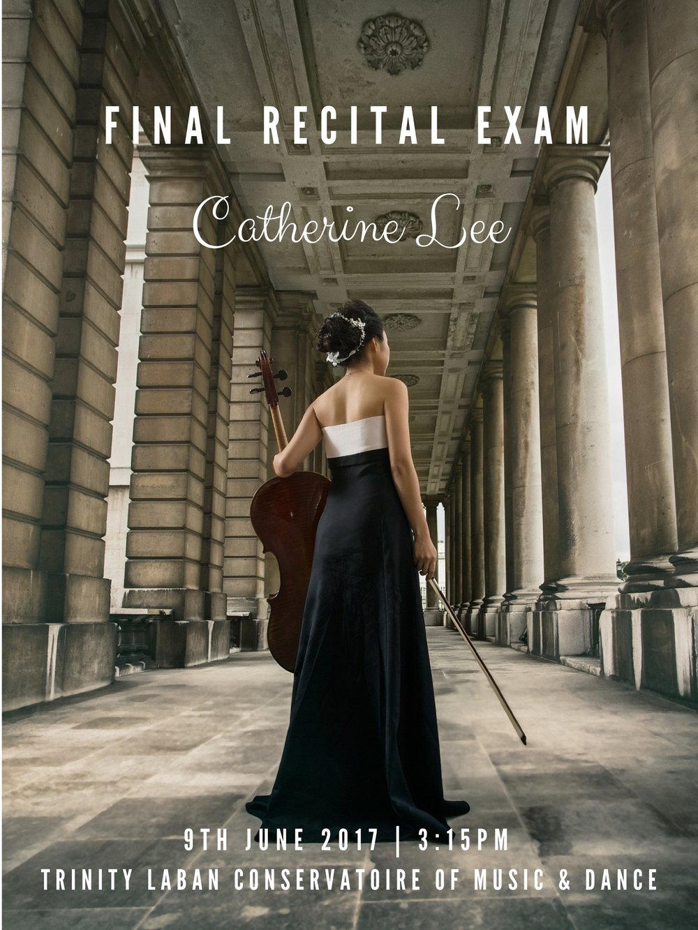 Catherine Lee Cello Concert