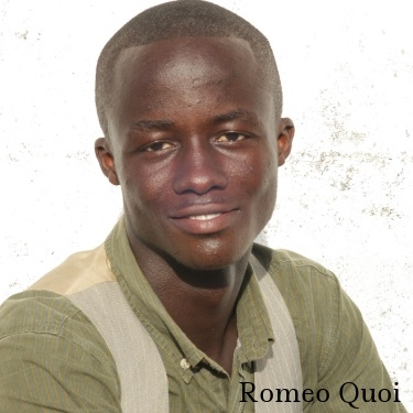 Romeo Quoi Jr. graduated from Starz Institute of Technology with a degree in computer science in 2018. In received a scholarship to pursue a master's degree in China, and has been living in China since September 2018.
