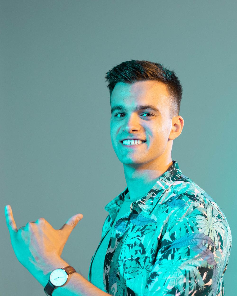 Alex Rozanec  Co-Founder / Executive Producer