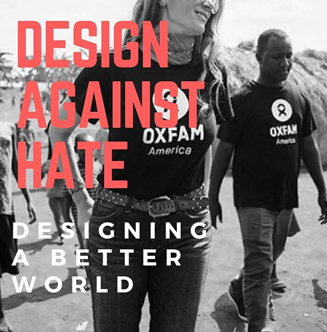 Join @aphrochic as they host a conversation at @bklyndesigns with Genevieve Gorder of #OXFAM Clay Miller of Bergen Street Studio and Ivan O'Garro of @samanhaus May 6th 330 at #brooklyn Expo Center