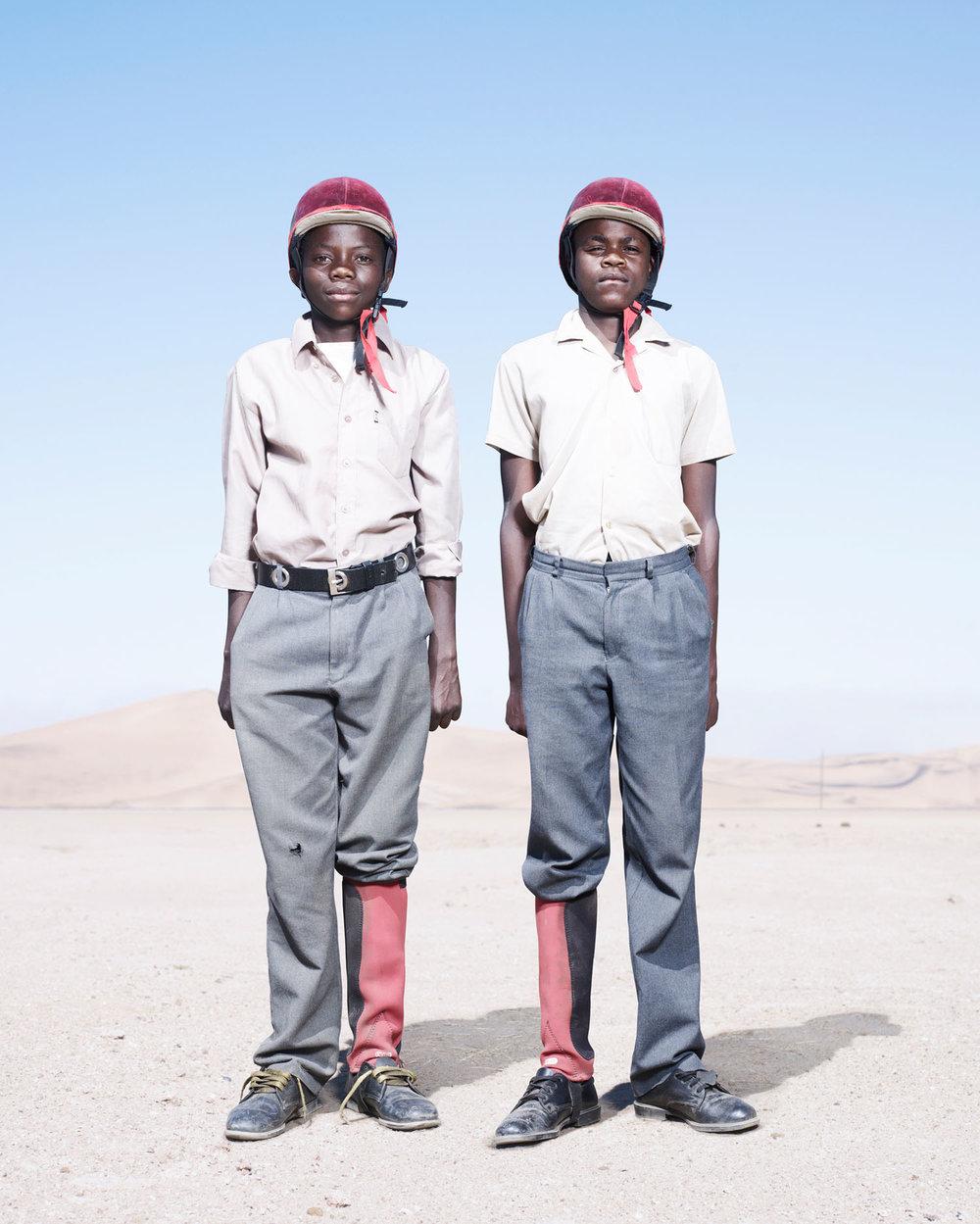 Herero Cavalry Cadets (2012)