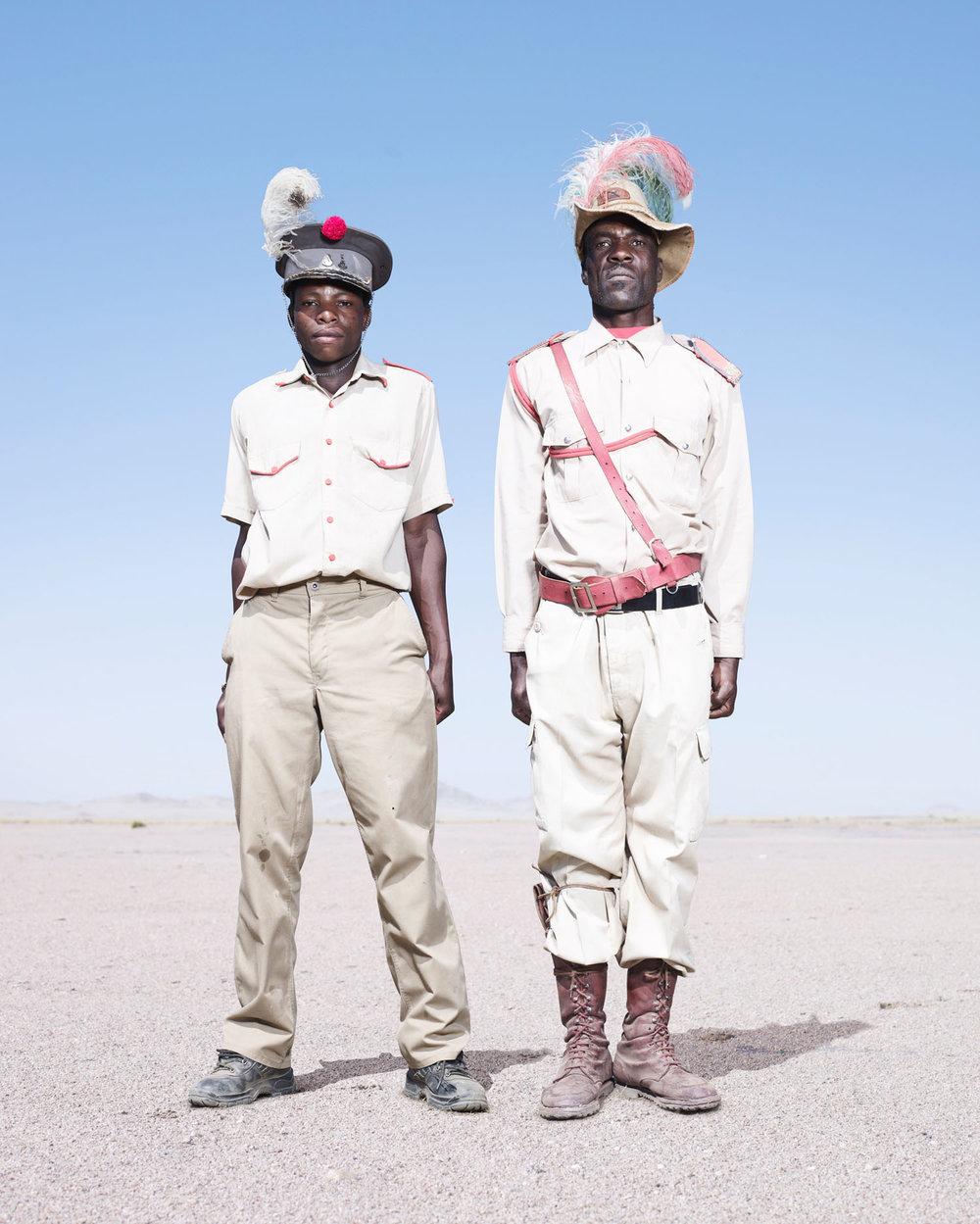 Herero Cavalrymen (2012)