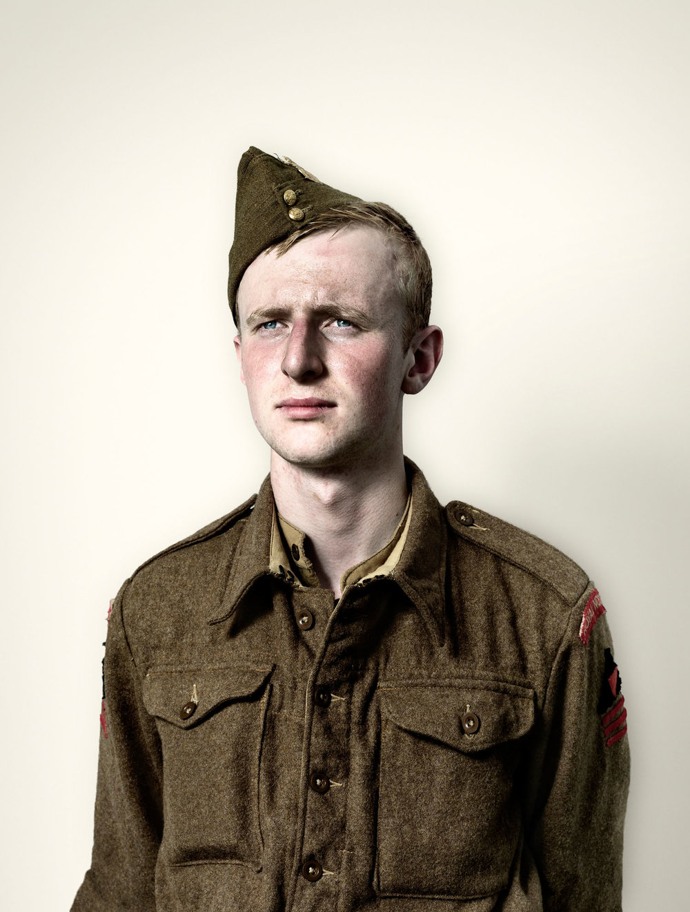 British Infantryman (2008)