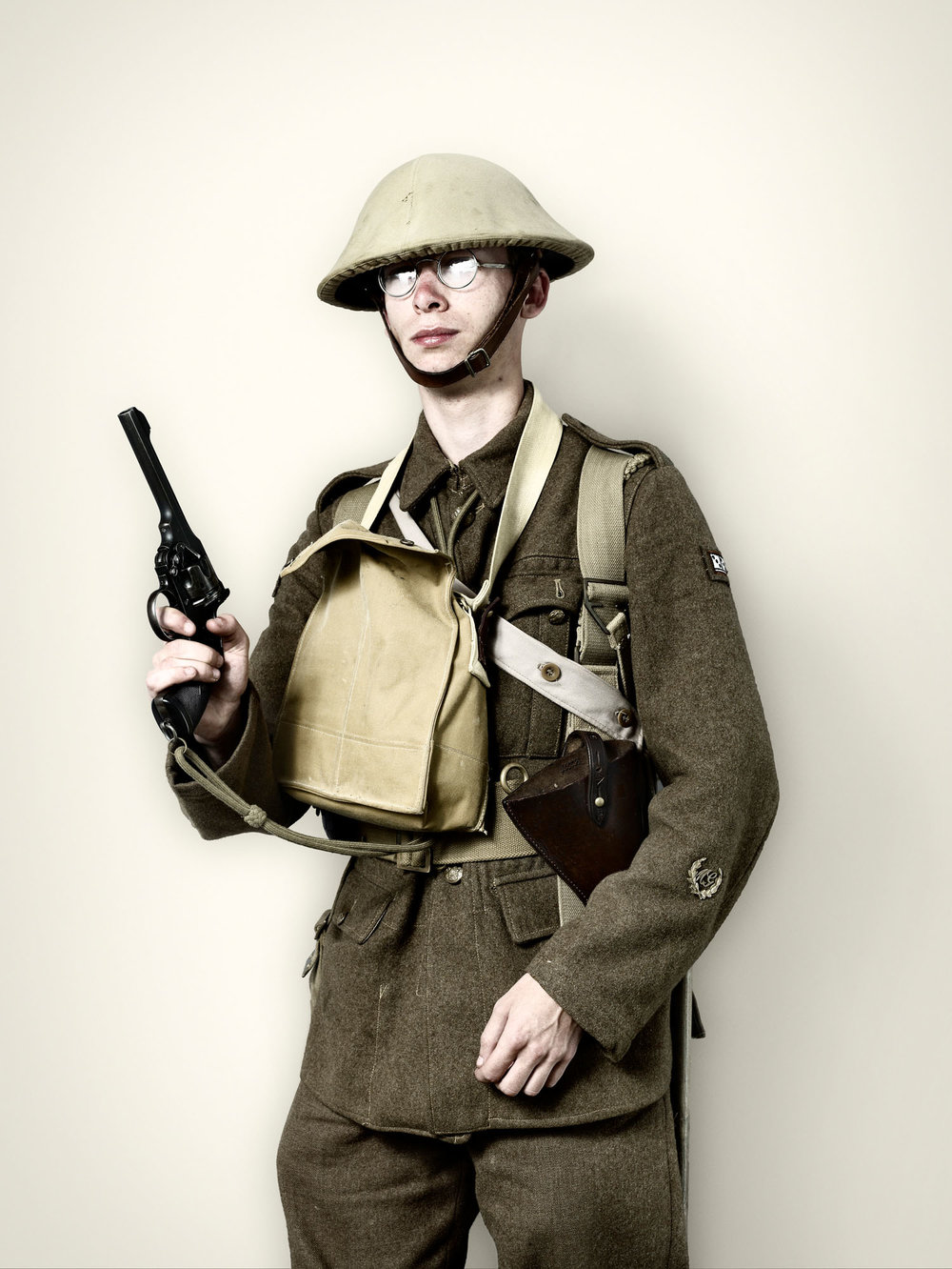 British WWI Soldier (2008)