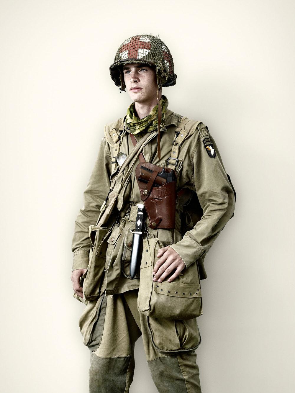 US Medic, 101st Airborne (2008)