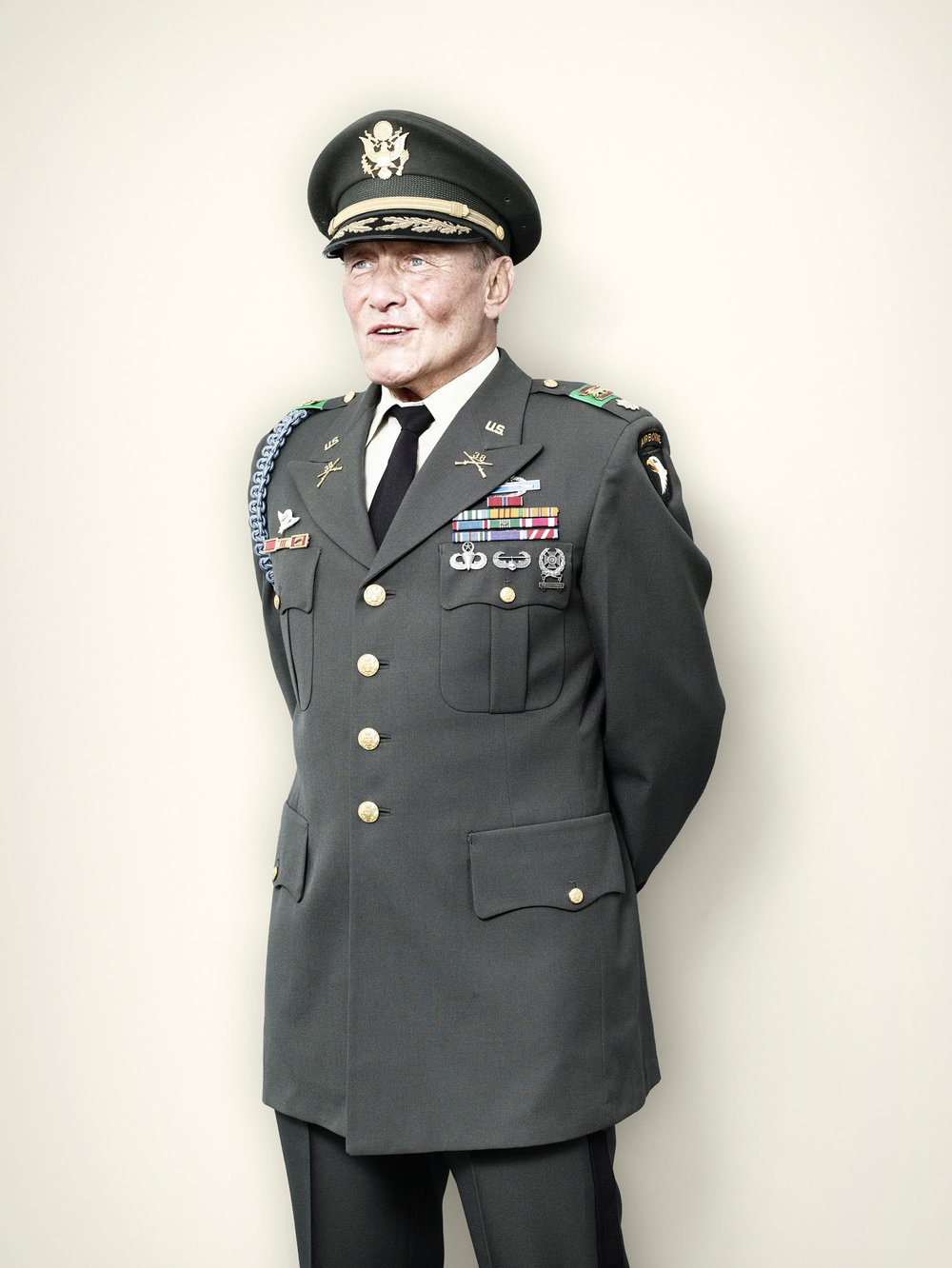 Lieutenant-Colonel of the 101st Airborne (2008)