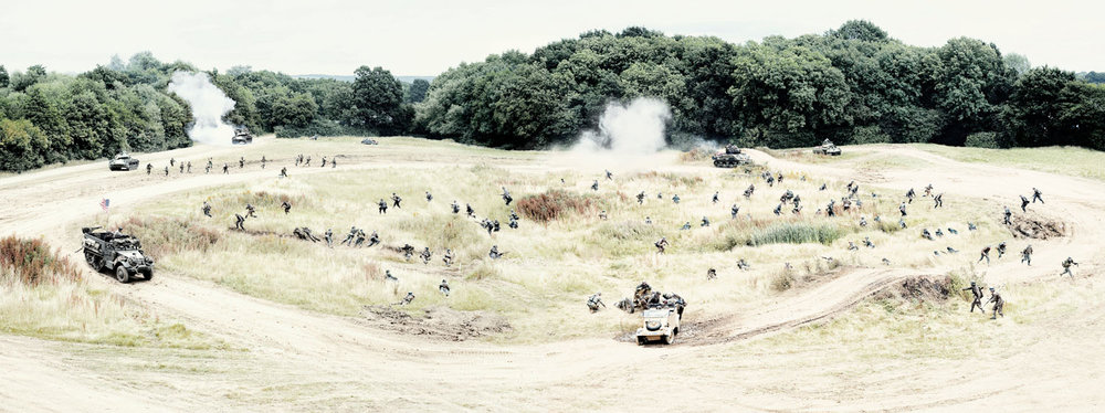 US and German Forces Engage, (2008)