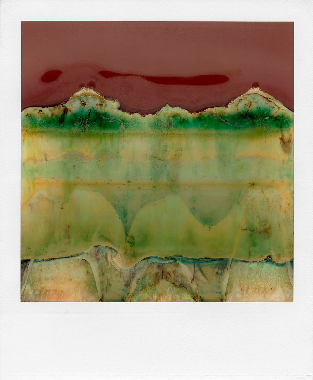 Ruined Polaroid #19 (2011)
