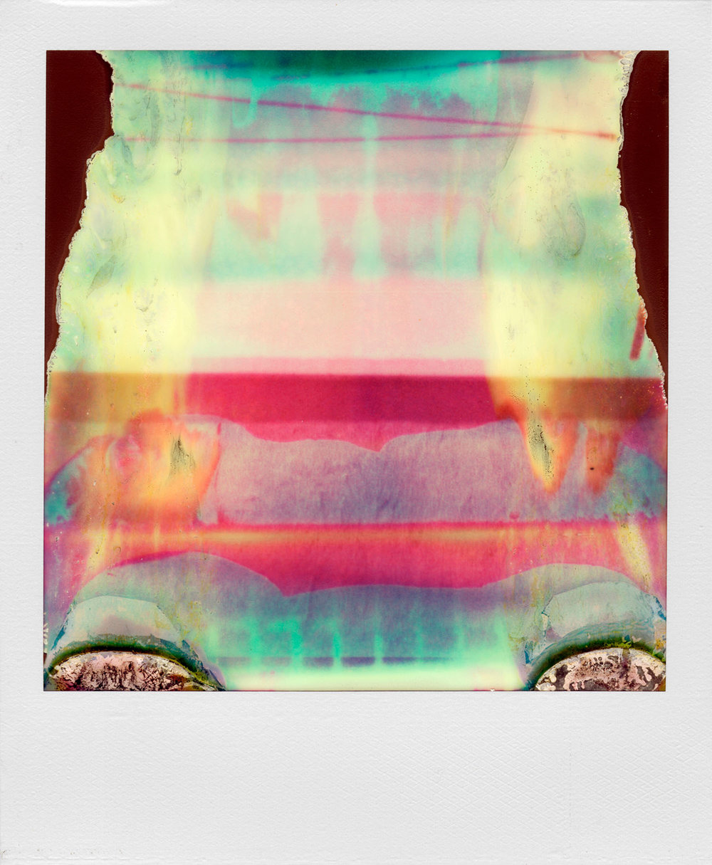 Ruined Polaroid #21 (2011)