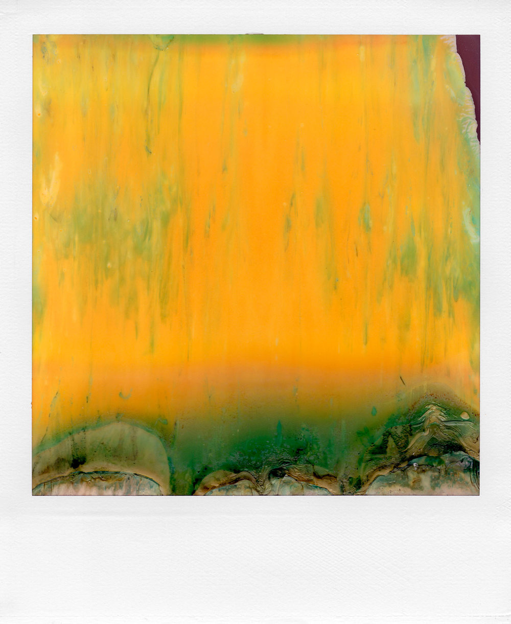 Ruined Polaroid #20 (2011)