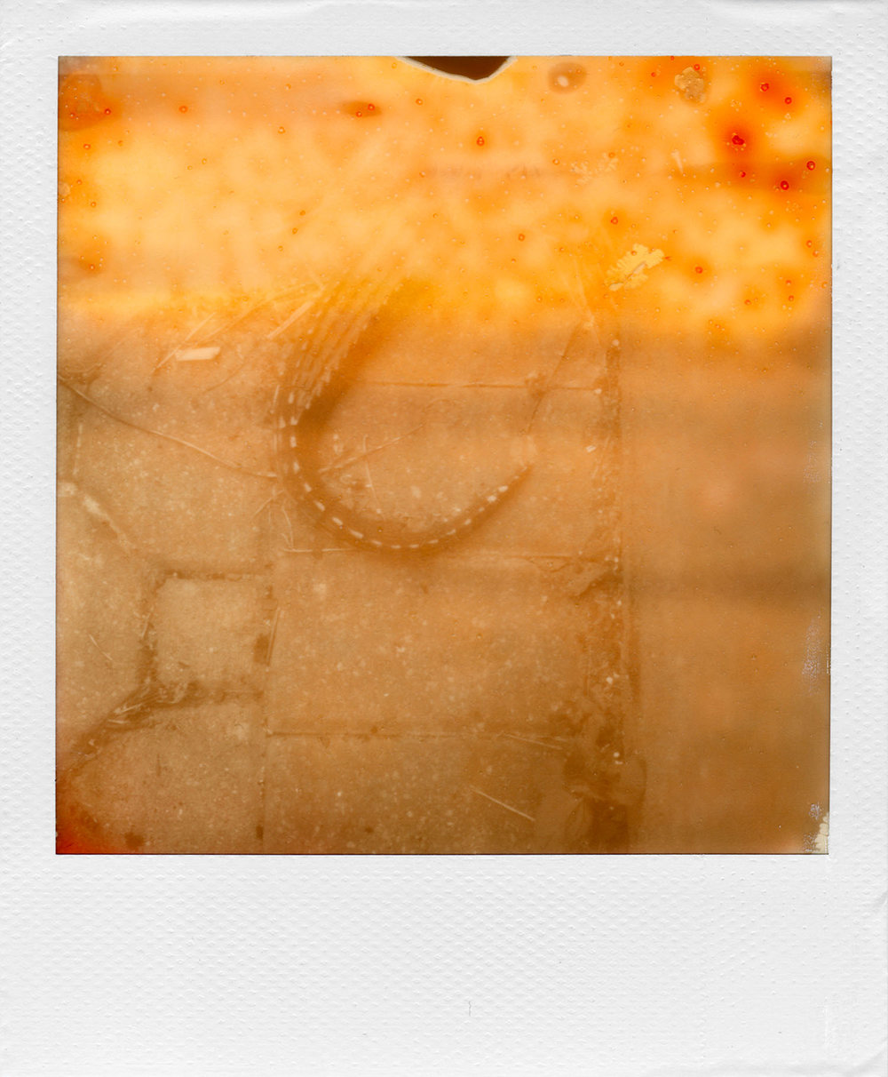 Ruined Polaroid #18 (2011)
