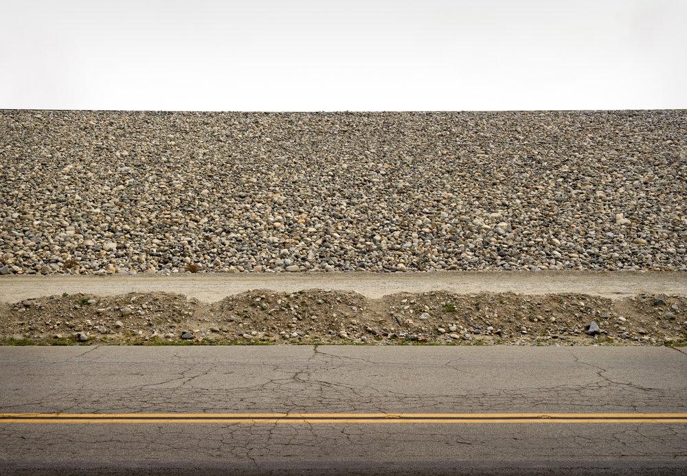 Alluvial, Irwindale, California (2011)