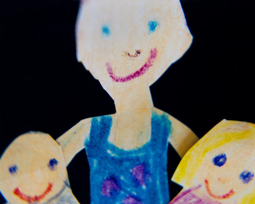 Paper Family #3 (2012)