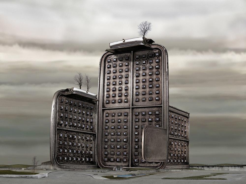 Waffle Iron Heights (2008)