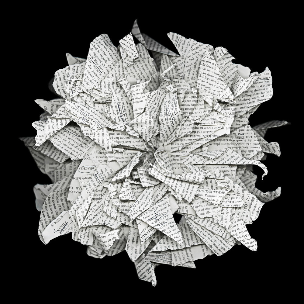 Freeform Origami (2011)