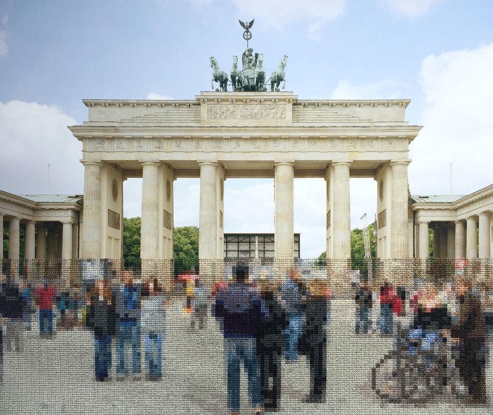 Brandenburg Gate (2015)