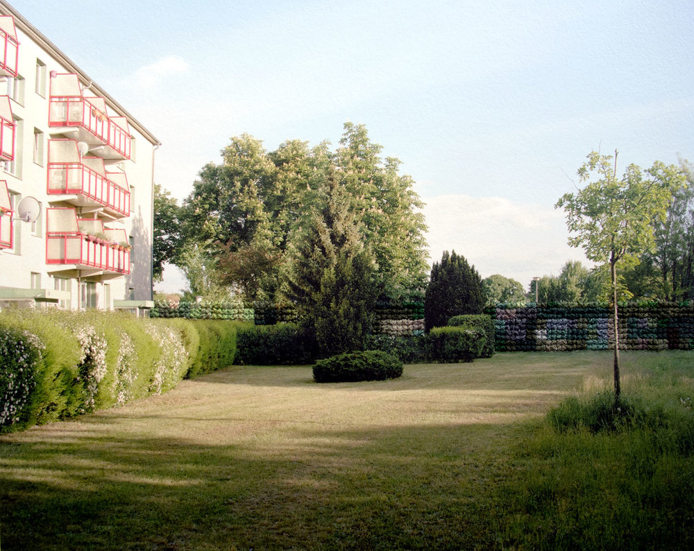 Housing Project, Planterwald (2013)
