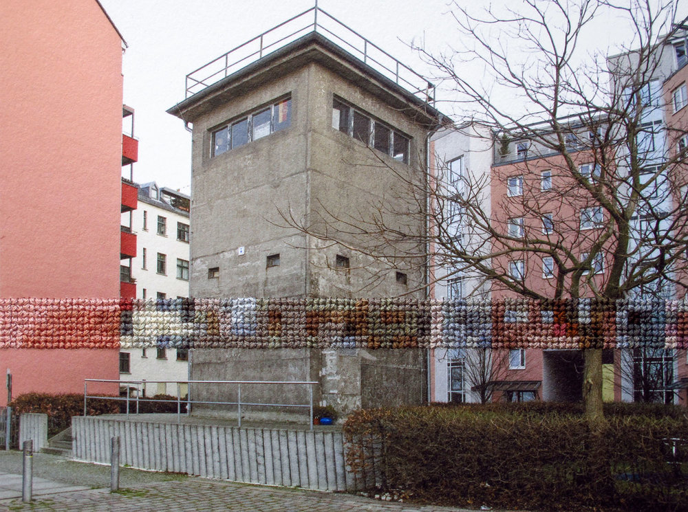 Former Guard Tower, Kieler Strasse (2012)
