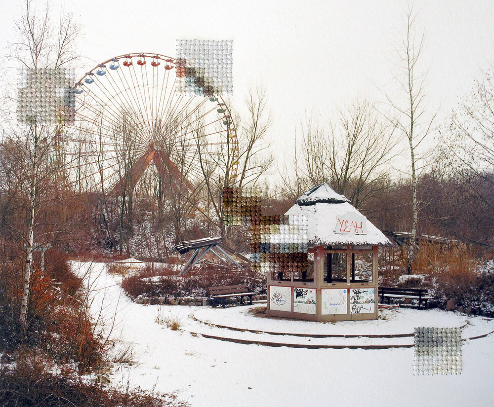 Spree Park, Former DDR Amusement Park (2013)