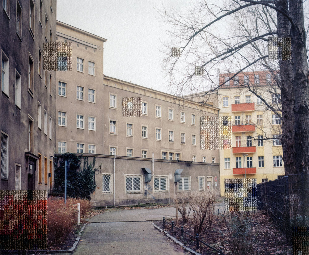 Apartments, Grunberger Strasse (2014)