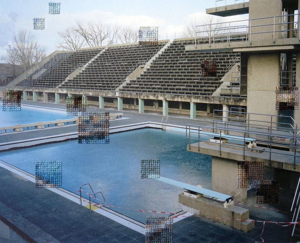 Pool, Olympiastadion (2014)
