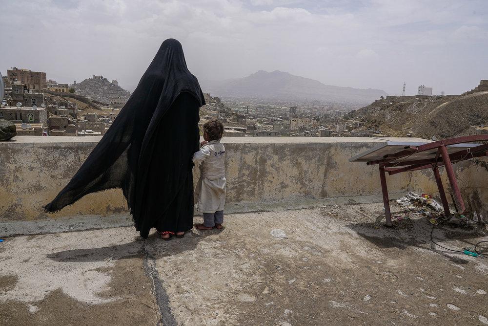 Over Sana'a, 2017