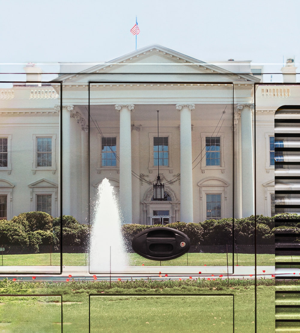 Treachery of Images: The White House #1277