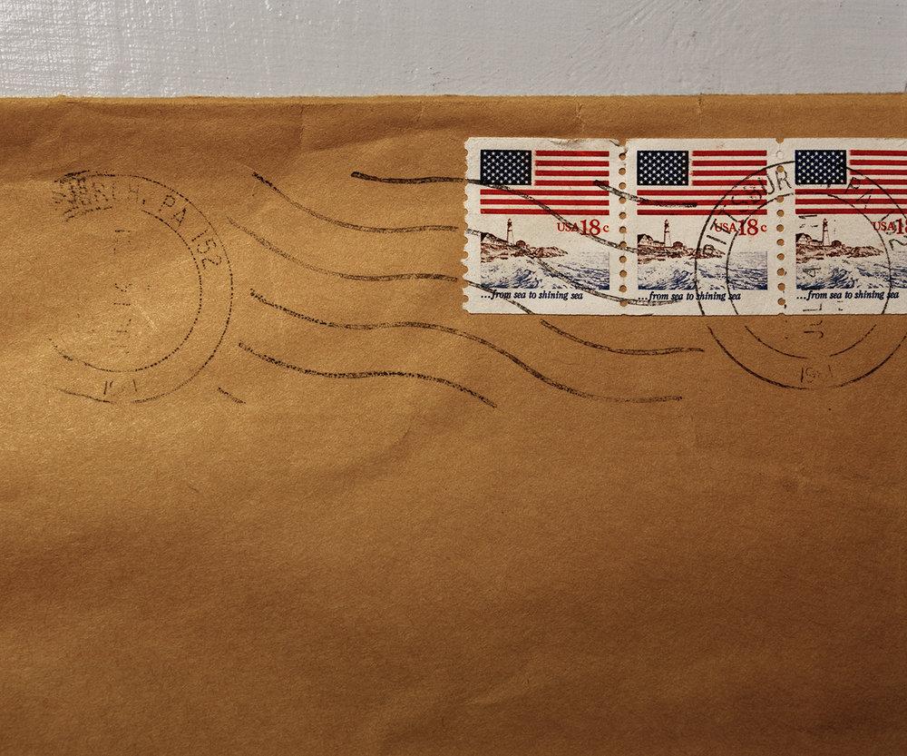 Envelope, 2017