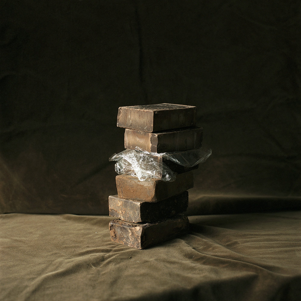 Chocolate Bricks 3, 2017