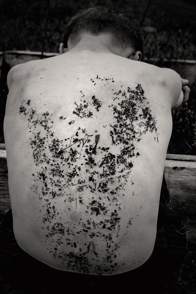 Dirty Back, 2016