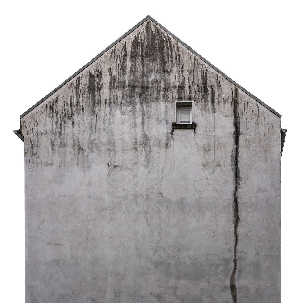 Gable Wall XIII © Klaus Lenzen