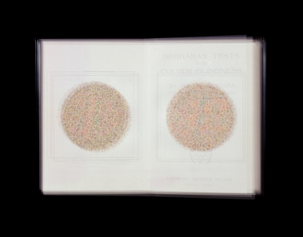 ISHIHARA'S TESTS FOR COLOUR BLINDNESS (2001)
