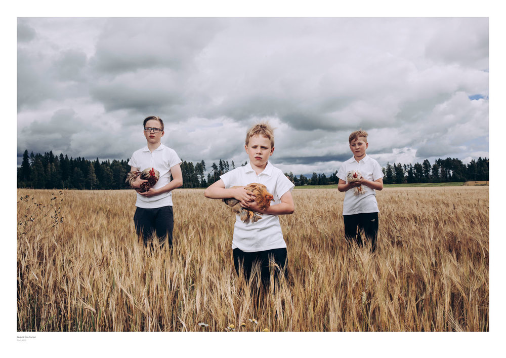 ALEKSI POUTANEN (Finland)