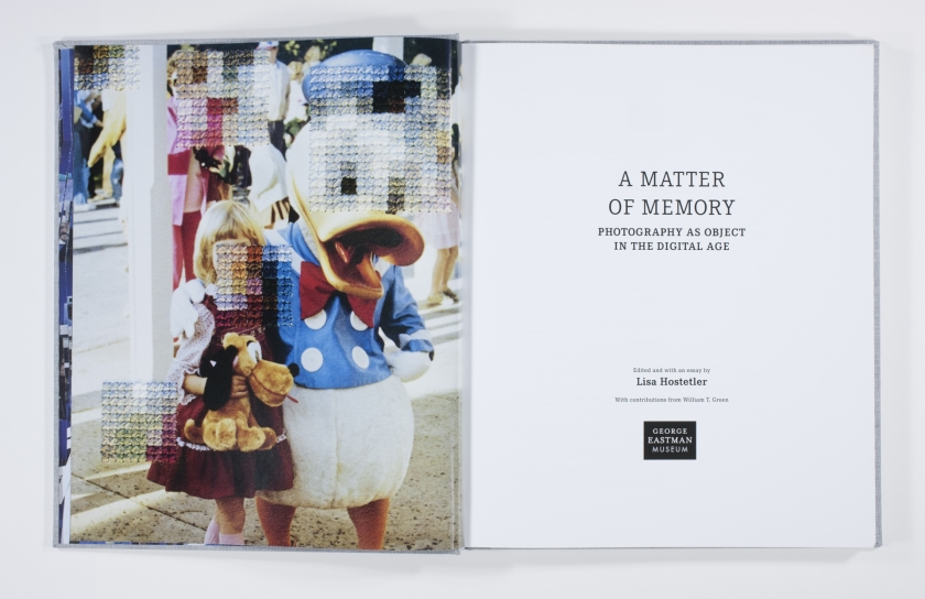 Cover of A Matter of Memory: Photography as Object in the Digital Age