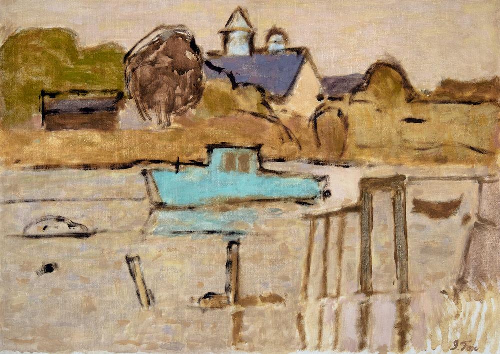 1959_Blue_Boat_Cape_Cod_oil_on_linen_20x28in_PF318.jpg