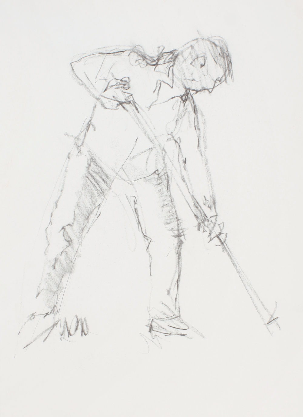 1980s_Digger__Man_with_Shovel_pencil_on_paper_15x11in_WPF598.jpg
