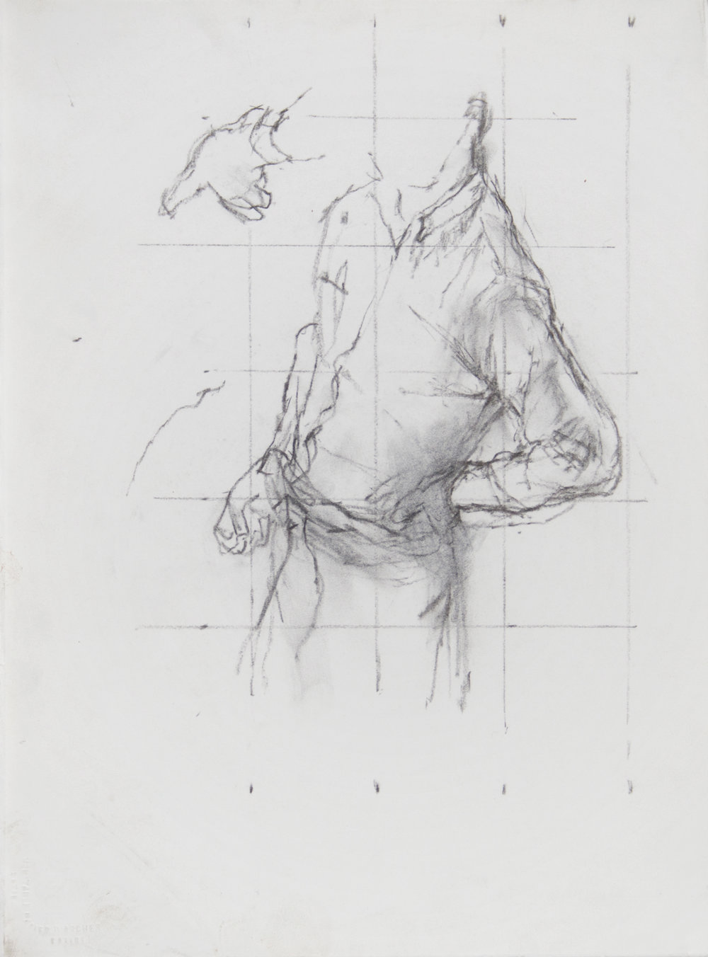 1985_Study_For_Self_Portrait_charcoal_on_paper_15x11in_WPF412.jpg