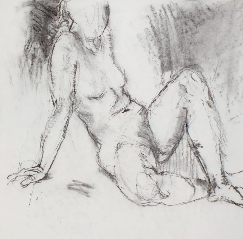1990s_Nude_Seated_on_the_Floor_with_Crossed_Legs_charcoal_on_paper_22x30in_WPF480.jpg