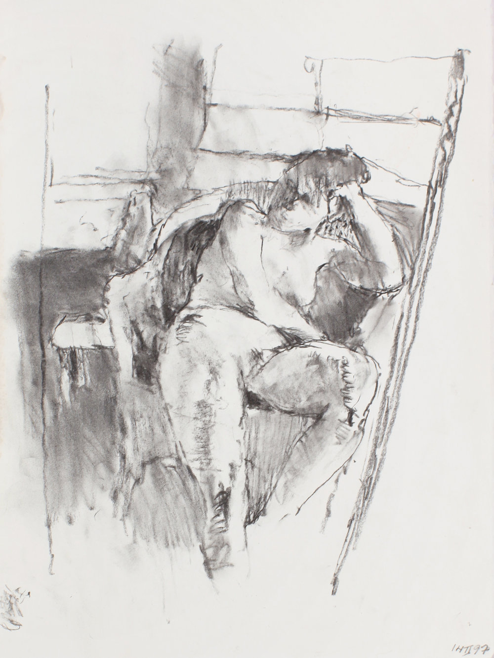 1997_Nude_in_Chair_(Seen_through_mirror)_charcoal_on_paper_15x11in_WPF517.jpg
