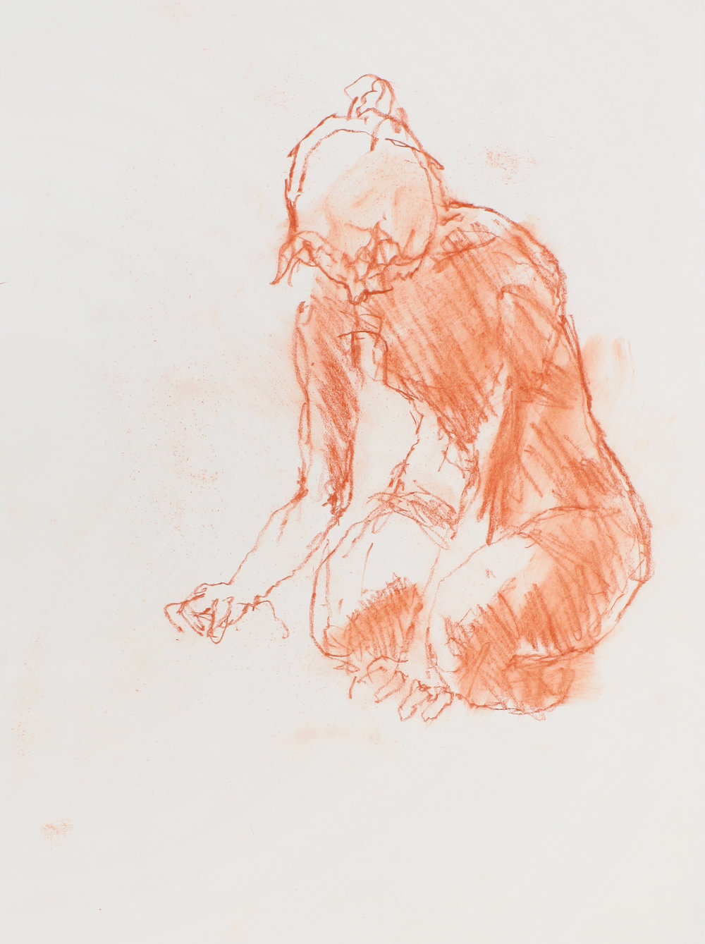 1999_Nude_Sitting_with_Bent_Legs_red_conte_on_paper_15x11in_WPF556.jpg